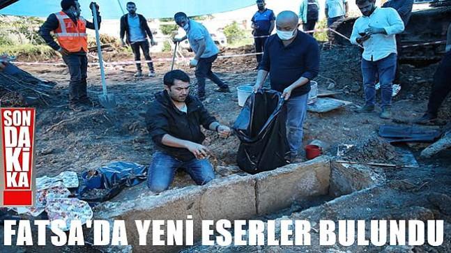 YENİ TARİHİ ESERLER BULUNDU