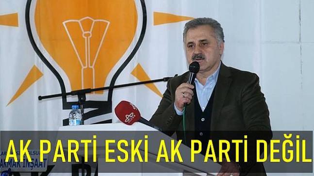 Fatsa:Ak Parti Eski Ak Parti Değil